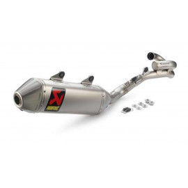 AKRAPOVIC « EVOLUTION LINE »