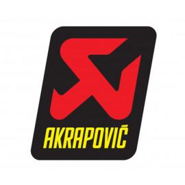 AUTOCOLLANT AKRAPOVIC