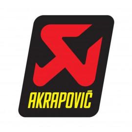 Autocollant Akrapovic 75x95