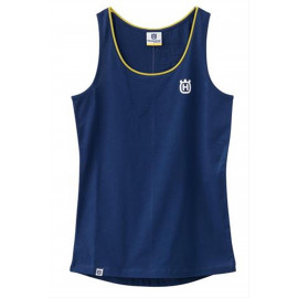 GIRLS BASIC LOGO TANK TOP XS