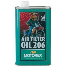 AIR FILTER OIL 206 1L