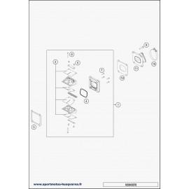 Boîte à clapets (Husqvarna TC 125 2018)