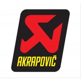 Autocollant Akrapovi?