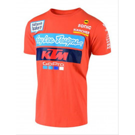 TLD TEAM T-SHIRT ORANGE