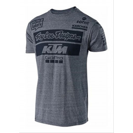 TLD TEAM T-SHIRT GREY