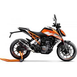 125 DUKE Orange 2019