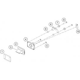 Boîte à clapets (KTM 50 SX 2018)