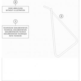 Kit accessoire ( Husqvarna TC 50-MINI 2018 )