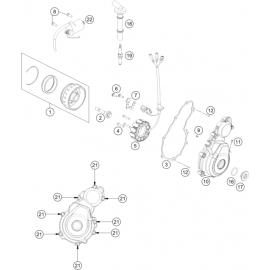 Allumage ( Husqvarna FC 250 2020 )