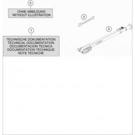 Kit accessoire ( Husqvarna FS 450 2020 )