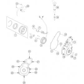 Allumage ( Husqvarna FE 350 2021 )