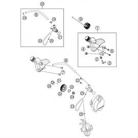 pompe à huile ( Husqvarna TC 50-MINI 2021 )