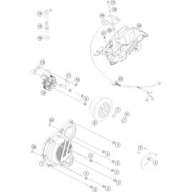 Allumage ( KTM 250 SX 2018 )