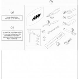 Kit accessoire ( Husqvarna VITPILEN 701 2018 )