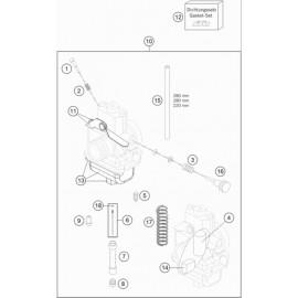 Carburateur ( KTM 65 SX 2018 )