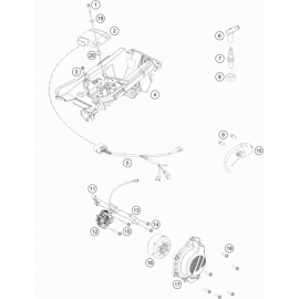 Allumage ( KTM 150 SX 2019 )