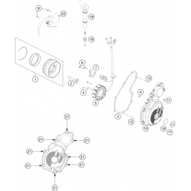 Allumage ( KTM 250 SX-F 2019 )
