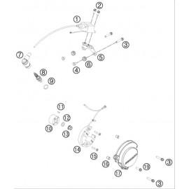 Allumage ( KTM 50 SX 2020 )