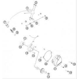 Allumage ( KTM 50 SX-MINI 2020 )