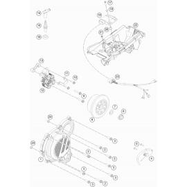 Allumage ( KTM 250 SX 2021 )