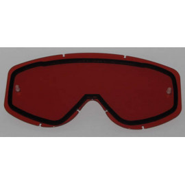 DOUBLE LENS ORANGE RAC.GOGGLES