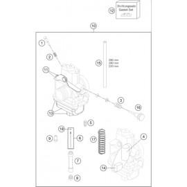 Carburateur ( KTM 65 SX 2021 )