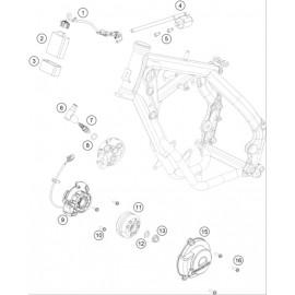 Allumage ( KTM 65 SX 2021 )