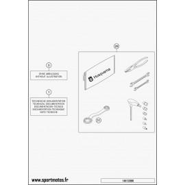 BEQUILLE 85 SX 03 (Husqvarna TC 85 19 p 2015)