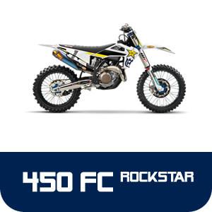 FC 450 ROCKSTAR EDITION
