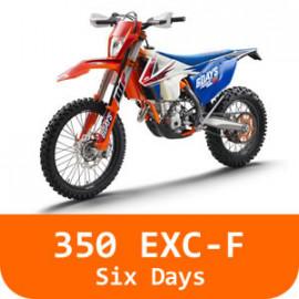 350 EXC-F-Six-Days