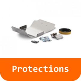 Protections - 250 EXC-TPI