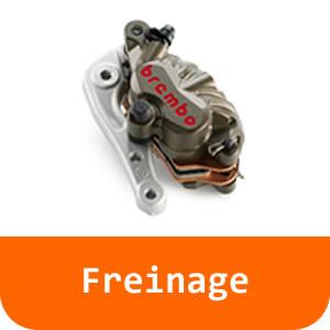 Freinage - 250 F