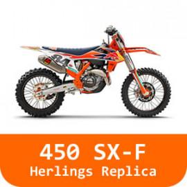 450 SX-F-HERLINGS-REPLICA