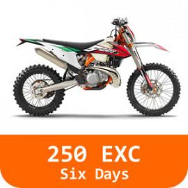 250 EXC-TPI-Six-Days