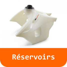 Réservoirs - 125 SX
