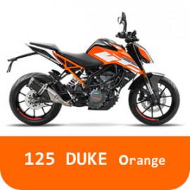 125 DUKE-Orange