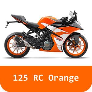 RC 125-Orange