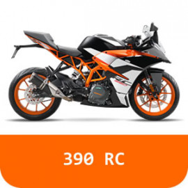 RC 390-Black
