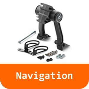 Navigation - 790 Adventure-White