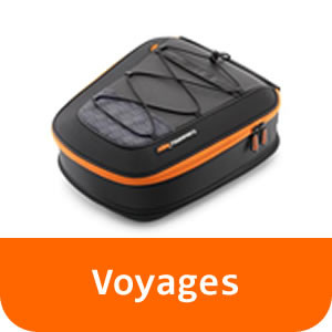 Voyage - 125 DUKE-Orange