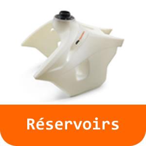 Réservoirs - 125 DUKE-White