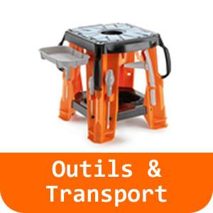 Outils & Transport - 125 DUKE-White