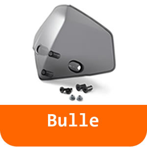 Bulle - 1290 SUPER-DUKE-R-Black