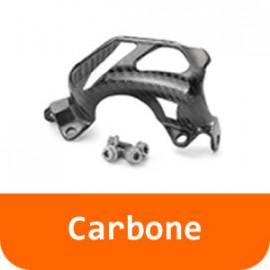 Carbone - 1290 SUPER-DUKE-R-White