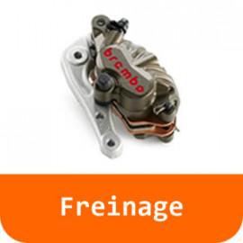 Freinage - 125 RC-Orange