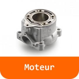 Moteur - 125 RC-Orange