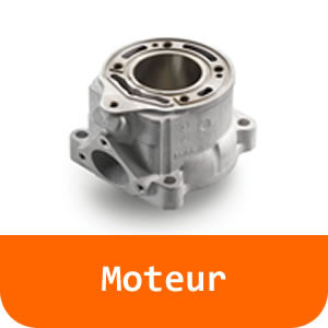 Moteur - 125 RC-Orange