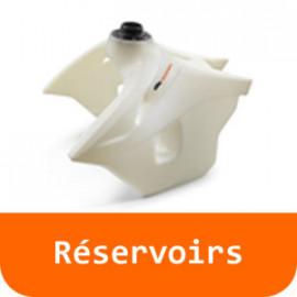 Réservoirs - 125 RC-Orange