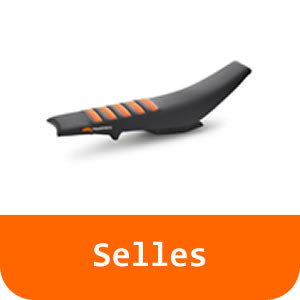 Selles - 390 DUKE-Orange