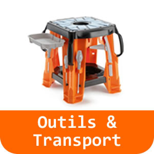 Outils & Transport - 390 DUKE-Orange